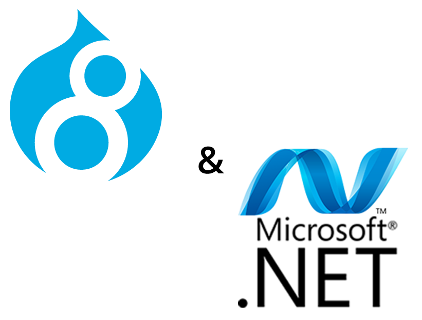 Drupal 8 and .Net Web Peppers