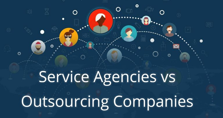Service Agencies vs Outsourcing Companies