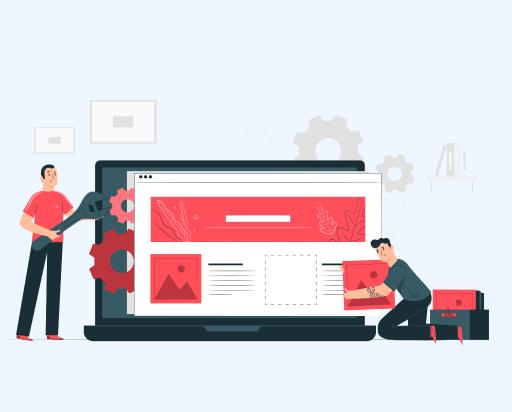 Web Development& Maintenance for Your Website