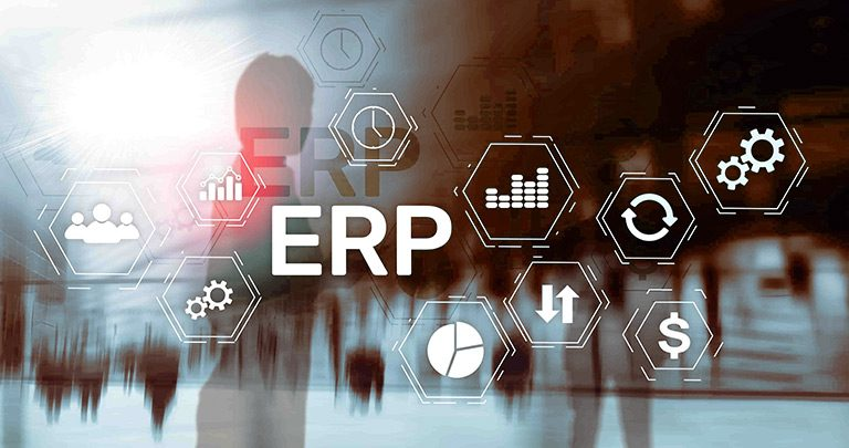 ERP software | Web Peppers