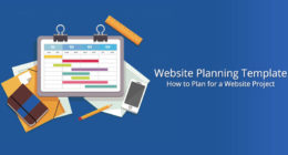 How to Plan for a Website Project – Free Website Planning Template
