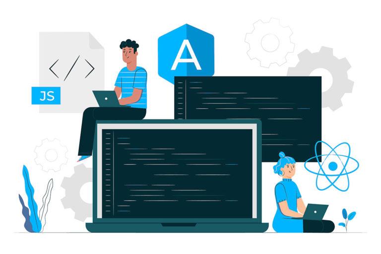 Angular JS Development Outsourcing